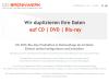 CD | DVD Kopierservice