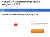 Hunde-OP Versicherung Test und Vergleich