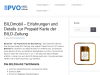 BILDmobil Prepaid Karte und Internet Stick