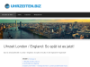 Uhrzeit und Infos zu London