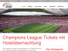 Champions League Pakete inkl. Tickets