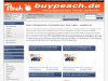 Peach Shop Deutschland mit Tinte und Toner