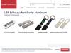Werbeartikel USB Shop