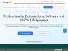 EaseUS Data Recovery Wizard Professional - Professionelle Datenrettung Software für Festplatte.