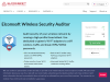 GPU-accelerated wireless network security audit tool