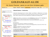 Goldverkauf München