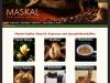 Espresso und Kaffee von Maskal