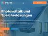 Sehenswerte Webseite über das Thema  Photovoltaik