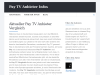 Zahlreiche Pay TV Anbieter im Vergleich