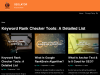 Backlink-Tool bietet diese Website