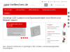 LED Lampen und Wassersparprodukte online kaufen