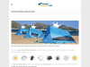 Sonnenschutz und UV- Schutz Strandmuschel