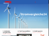 Stromvergleich - Kostenlos Energievergleich nutzen und Stromanbieter wechseln