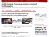 Photoshop Arbeiten, 3D Logo und 3D Logo Animation, 3D Ebook Cover