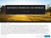 Responsive Webdesign aus Hameln