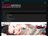 Alternative Models in der Tattoo Modelkartei