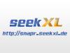 Zusammenklappbare Transportbox COOL PET M orange 60 x 42 x 42 cm