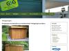 Holzgaragen von GSG, Celle Hannover