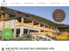 Reine Bergluft und die fantastischen Landschaften genießen im Hotel Hafling 4 Sterne