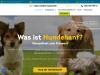 Hundehanf - natürliches Zusatzfutter für Hunde - Einproduktlösung um Mangelerscheinungen vorzubeugen