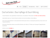 Dacharbeiten, Baumpflege & Baumfällung