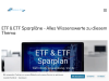 Geld anlegen durch ETF Sparpläne