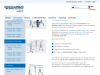Schilling Kran- und Hebetechnik | Alu-Portalkrane