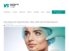 Kosmetische Operationen: Was zahlt die Krankenkasse?