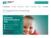 Die richtige Krankenkasse mit vorgeburtlicher Anmeldung für Ihr Baby finden