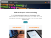 Webentwicklung und Online-Marketing