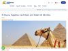 El Gouna: Tagestour nach Kairo und Gizeh mit dem Bus
