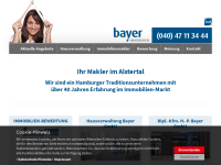 http://www.bayer-hamburg.de