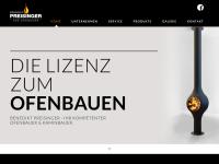 http://www.benediktpreisinger-derofenbauer.de
