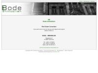http://www.bode-immobilien.de