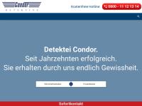 http://www.detective-condor.de