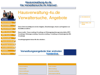 http://www.hausverwaltung-4u.de