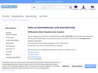 http://www.hummelcomic.de