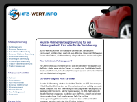 http://www.kfz-wert.info