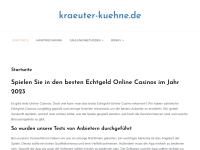 http://www.kraeuter-kuehne.de/