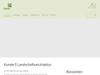 http://www.kunder-landschaftsarchitektur.de