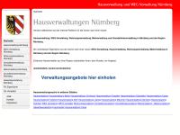 http://www.nuernberger-hausverwaltungen.de