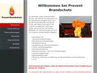 http://www.prevent-brandschutz.de