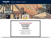 http://www.restaurant-das-ding.de/