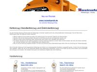 http://www.rosinski-kettenzug.de