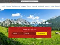http://www.salzburger-saalachtal.com