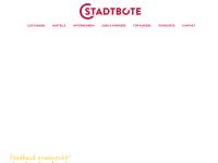 http://www.stadtbote.de/