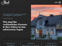 http://www.stut-bestattungen.de