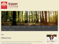 http://www.trauer-lichtung.de