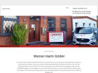 http://www.wernerharm.de