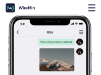 WireMin: A Private, Secure and Democratized Instant Messenger